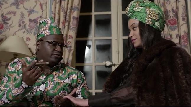 """Poison Mobutu - Roi Du Zaïre """"J'attends pas que B2O me valide pour m'acheter du Versace"""""""
