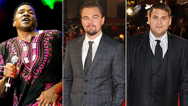 Leonardo DiCaprio se démarre dans le rap avec son ami Q-Tip