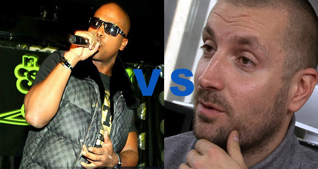 ROHFF VS FRED DE SKY