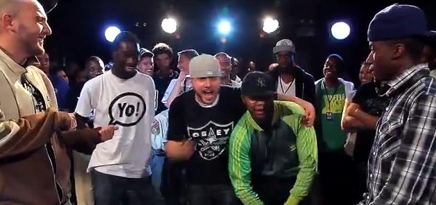 Rap Contenders Edition 3 - Gaiden Vs Tzn