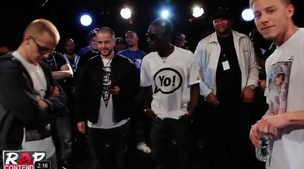 Rap Contenders Edition 3 - Wojtek vs Srin Po