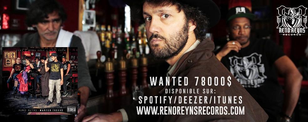 Reno Reyns - Wanted 78 000 $