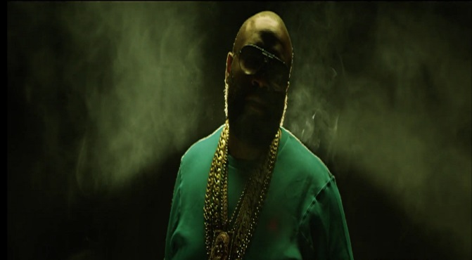 """Rick Ross présente un nouvel extrait clippé """"Hood Billionaire"""""""