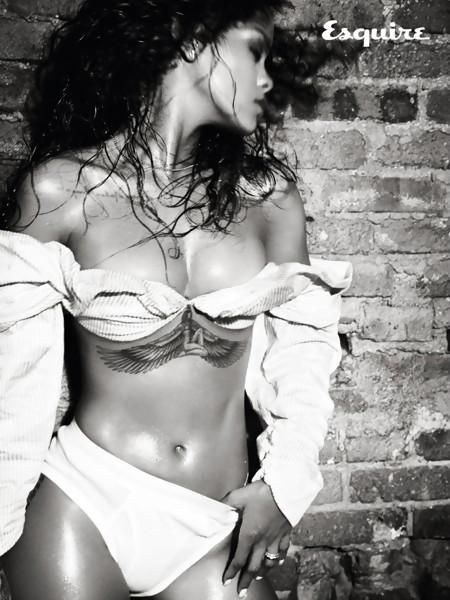 Rihanna Esquire 6