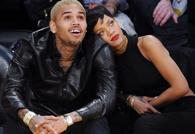 Rihanna-et-Chris-Brown