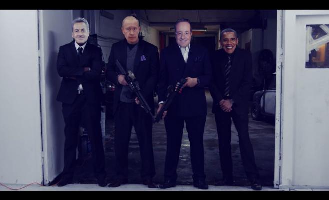 """Sadek dévoile son nouveau clip """"Présidentiel"""""""