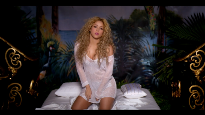 Shakira et Rihanna présentent le clip «Can't Remember to Forget You»