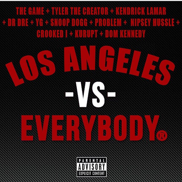 Snoop Dogg LA VS Everybody