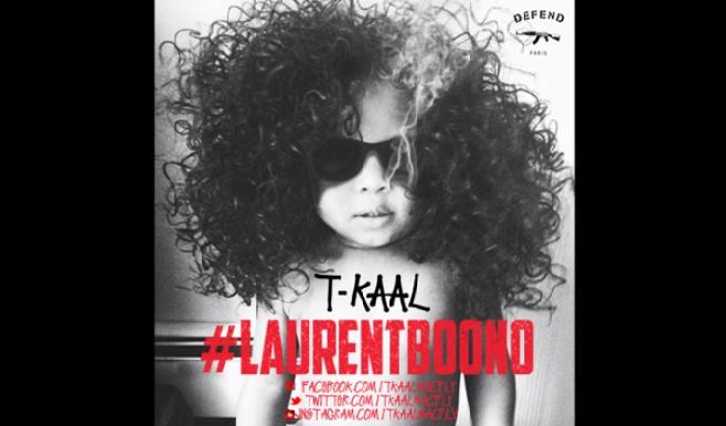 """T Kaal nous présente son nouveau single """"Laurent Boono"""""""