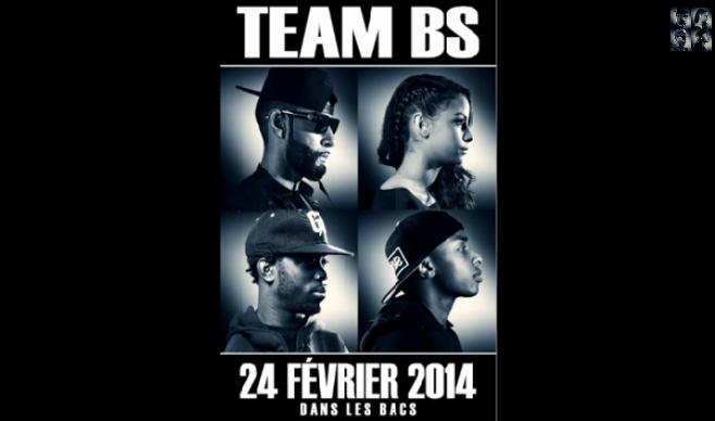 """Team BS - Je Rappe """"J'rappe mon succès, mes défaites, le Zénith, la salle des fêtes, j'rappe de coeur à coeur, les tête à tête"""""""