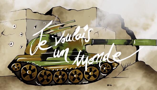 """Tunisiano présente son nouveau clip """"Je voulais un monde"""""""