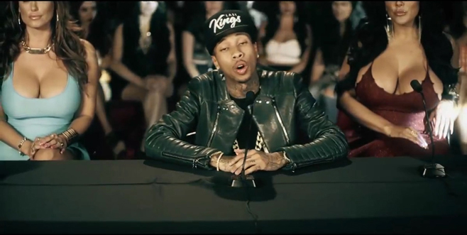 "Tyga choisit la ""Bad Bitch Of The Year"" dans ""Don't Hate Tha Playa"""