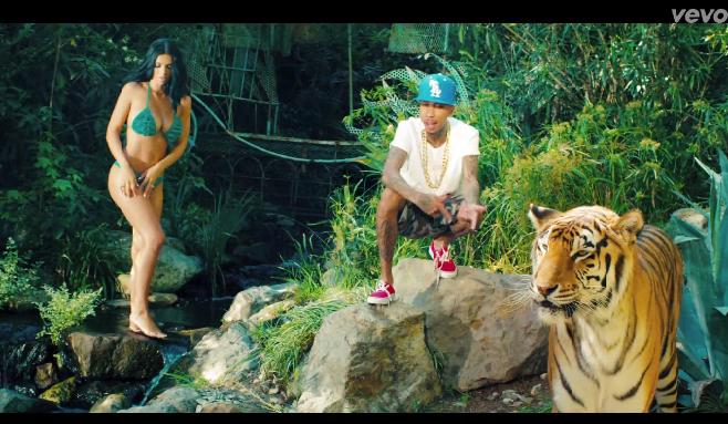"""Tyga divulgue le clip """"Hookah"""" Featuring Young Thug"""