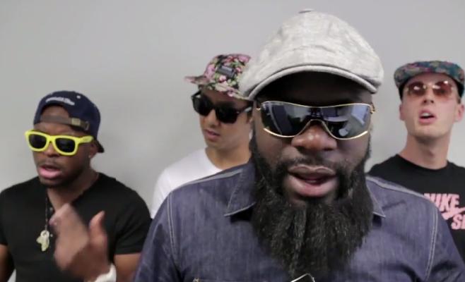 En vidéo, Willaxxx parodie les rappeurs Niro et Mac Tyer