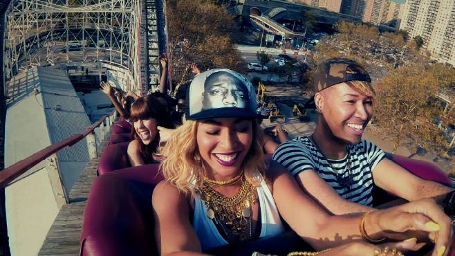 """Beyoncé dévoile son nouveau clip """"XO"""""""