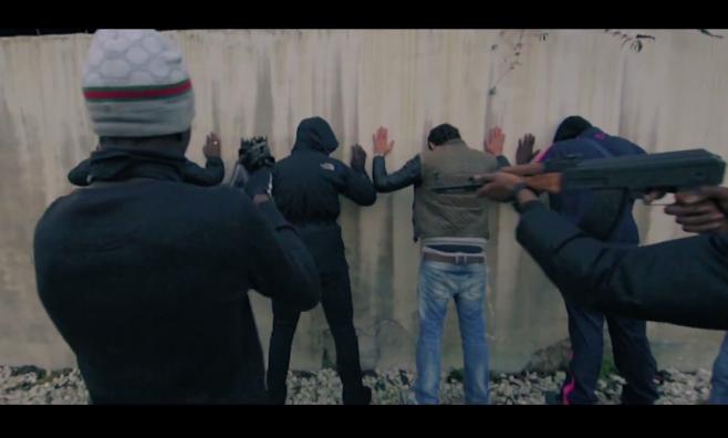 XV Barbar présente leur nouveau clip « Pris Pour Cible »