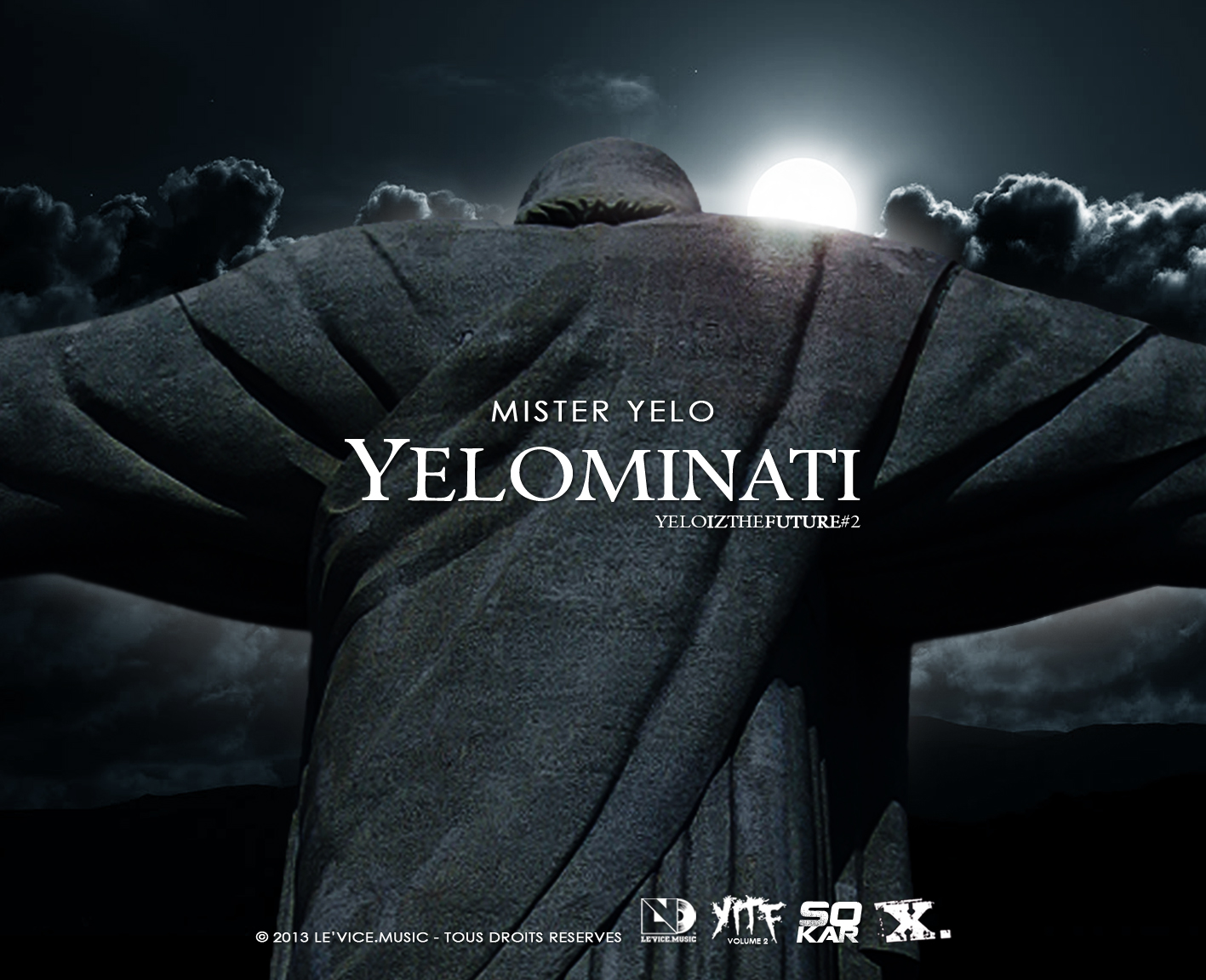 Yelominati pochette front
