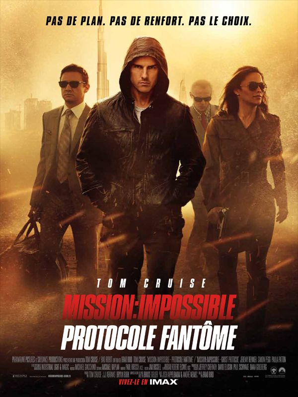 mission impossible protocole fantome
