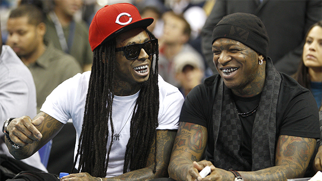 Lil Wayne et Birdman