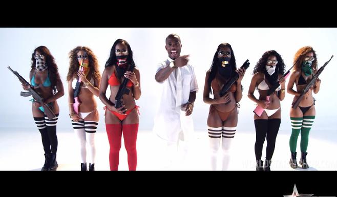 """B.o.B. présente son clip """"Mission Statement"""""""