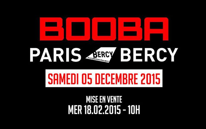 Booba Bercy
