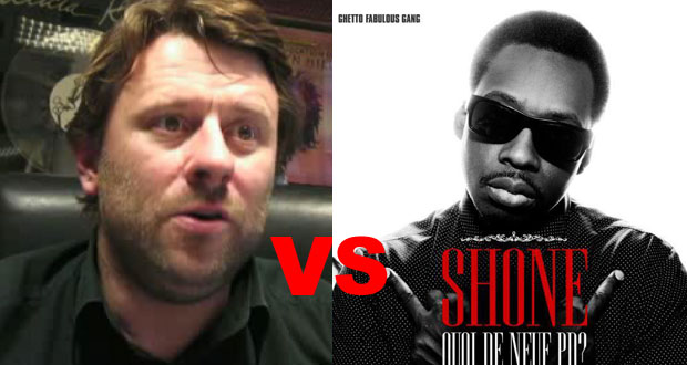 Clash Twitter : Shone VS Laurent Bouneau