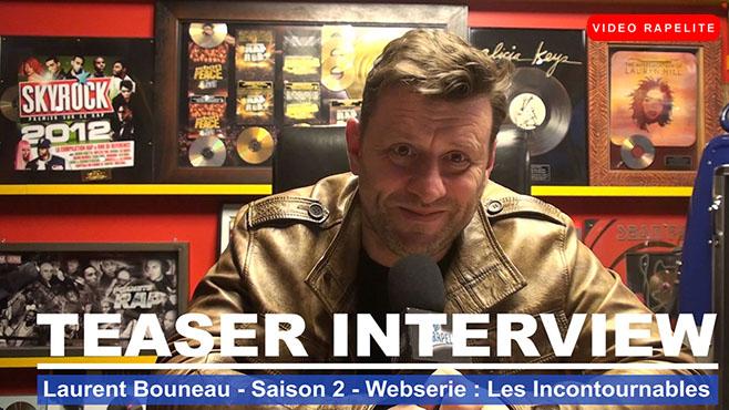 Laurent Bouneau de Skyrock : Teaser Webserie Planète Rap, Booba, Rohff, Kaaris, Mac Tyer, NRJ