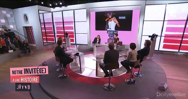 Chantal Goya annonce que le rappeur Booba est fan d'elle