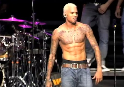 Chris Brown - Live au Birthday Bash
