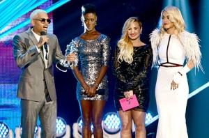 Le palmarès des Video Music Awards