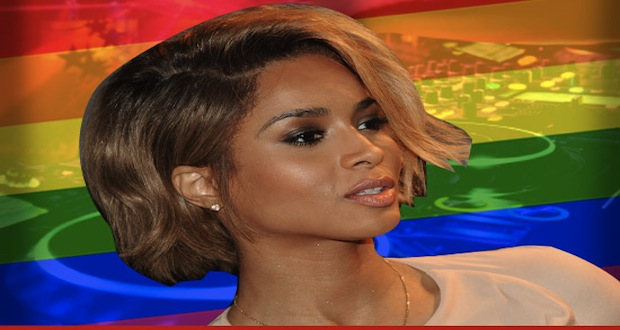 Ciara : Poursuivit par un bar gay