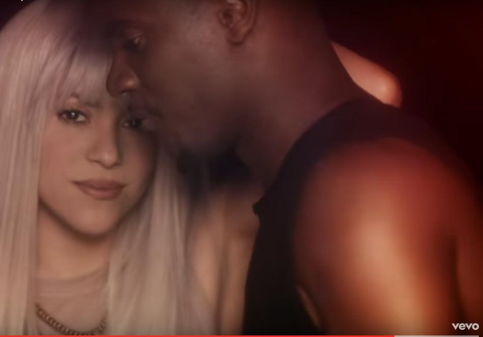Shakira et Black M