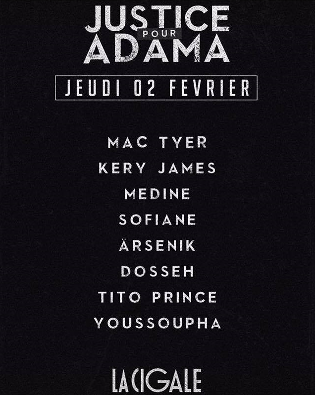 concert Adama Traore