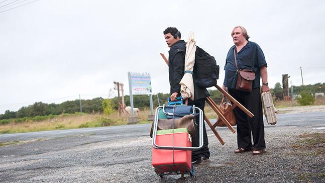 Sadek et Depardieu