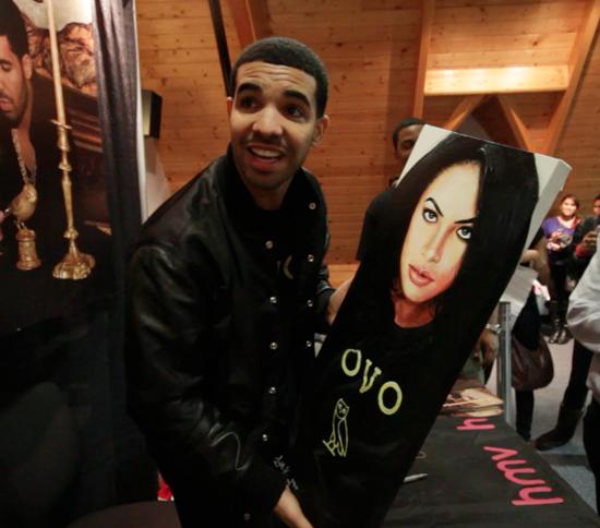 Drake - Bientôt un single avec Aaliyah ?