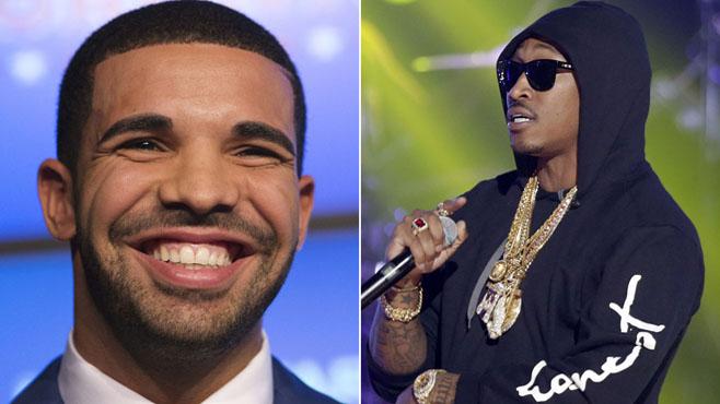 "Future présente ""Never Satisfied"" F/ Drake"