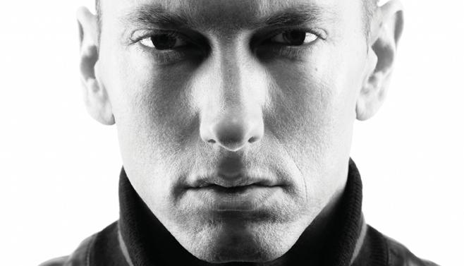 Eminem publie son nouveau single Berzerk