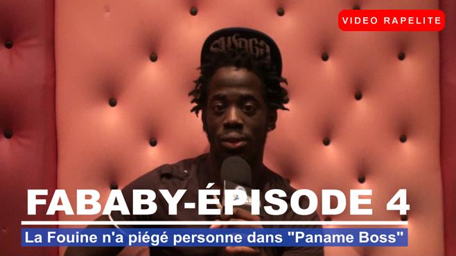 """Fababy : La Fouine n'a piégé personne dans """"Paname Boss"""""""