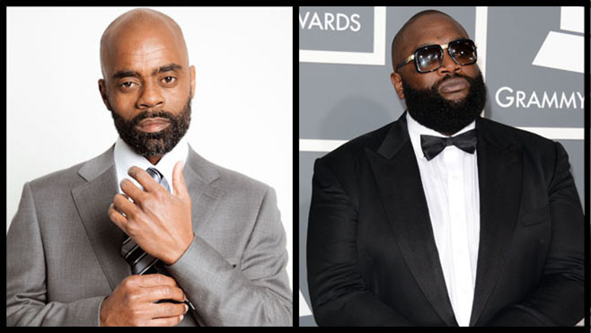 Rick Ross vs Freeway Ricky Ross