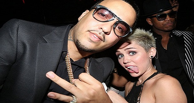 French Montana bientt en featuring avec Miley Cyrus