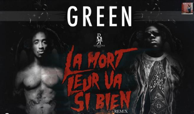 """Green remixe le morceau de Booba """"LMLVSB"""""""
