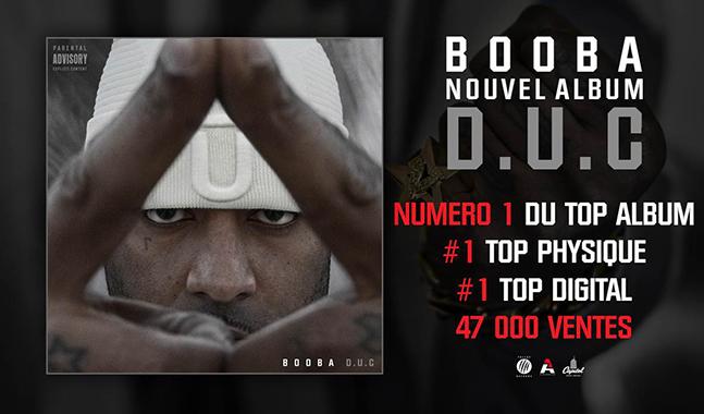 Booba - TOP ALBUM