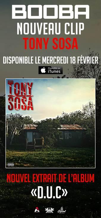 Booba - Tony Sosa