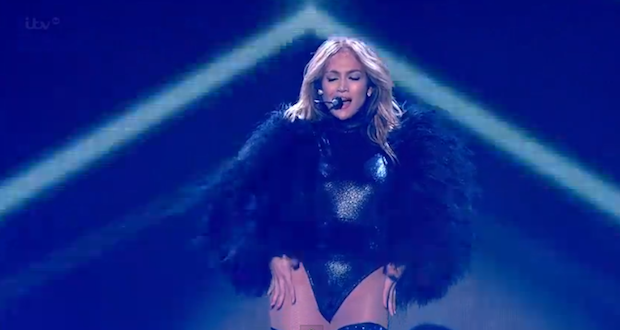 Britain's Got Talent : Jennifer Lopez jugée trop sexy !