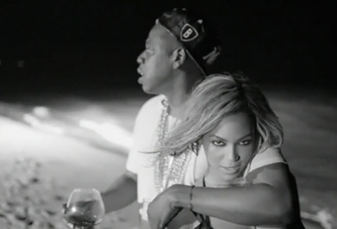 Beyoncé publie sur Vevo le clip de Drunk in love avec Jay-Z