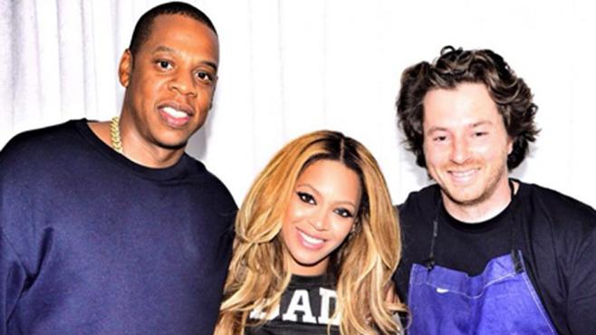 Jay Z Beyoncé et Imbert