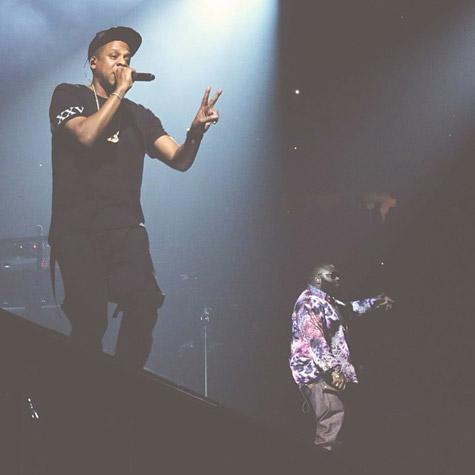 En vidéo, Jay-Z et Rick Ross en live à Miami