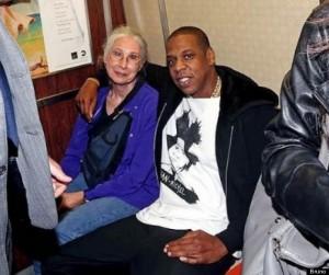 Jay-Z prend le métro