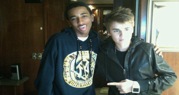 Tyler sauve Justin Bieber