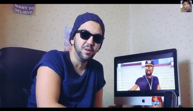 Jhon Rachid présente « J'ai mal Au Rap #2 – Maitre Gims
